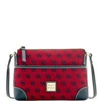 Dooney & Bourke Madison Signature Ginger Pouchette (Introduced by Dooney & Bourke at $128 in Jul 2016)