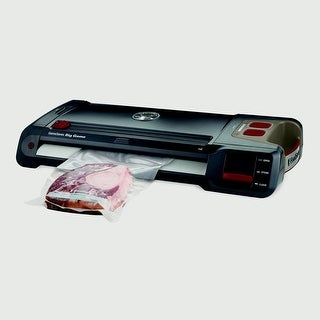 Foodsaver Gamesaver Big Game Plus Vacuum Sealer - Black - GM700-000