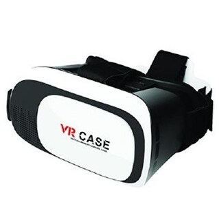 Supersonic SV-839VR Virtual Reality Bluetooth Headset with 3D Video