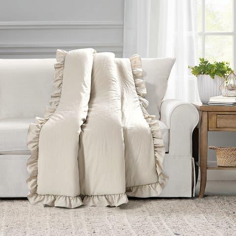 Lush Decor Reyna Throw Blanket
