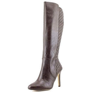 BCBGeneration Beasly Women Round Toe Synthetic Knee High Boot