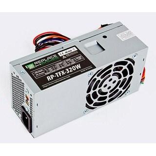 320W Replace Power Supply for Dell Vostro 200(Slim) 200S 400 220S SFF Watt