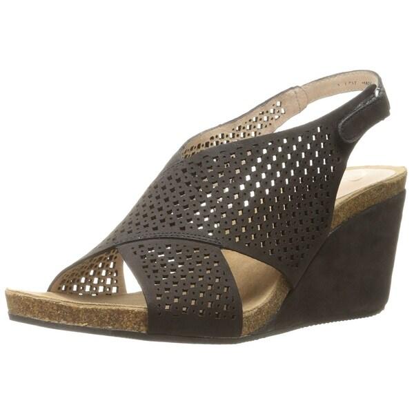 Sudini Women's Britt Wedge Sandal