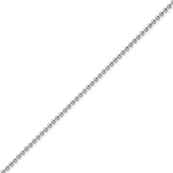 Chisel Stainless Steel 2mm Ball Chain - 18 Inches (2 mm) - 18 in