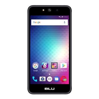 BLU Grand M G070Q Unlocked GSM Quad-Core Dual-SIM Phone