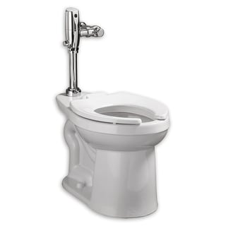 American Standard 3641.001  Elongated Right-Height One Piece Toilet - Seat Included - White