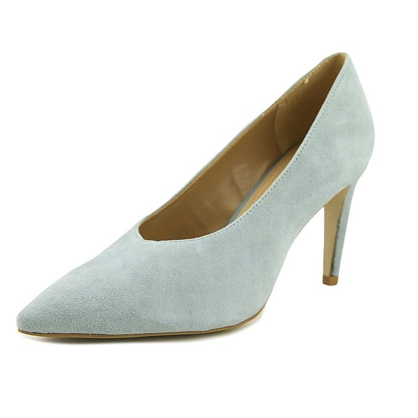 Luxury Rebel Vanna Blue Bird Pumps