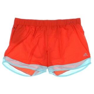 Adidas Womens Supernova Short Climacool Lined Shorts - M