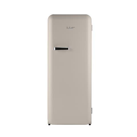 iio 10 Cu. Ft. Auto Defrost Retro Refrigerator with Freezerette
