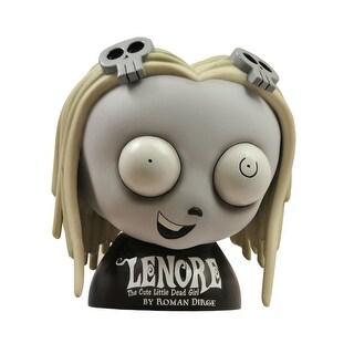 "Leonore The Cute Little Dead Girl 8"" Vinyl Bust Bank"