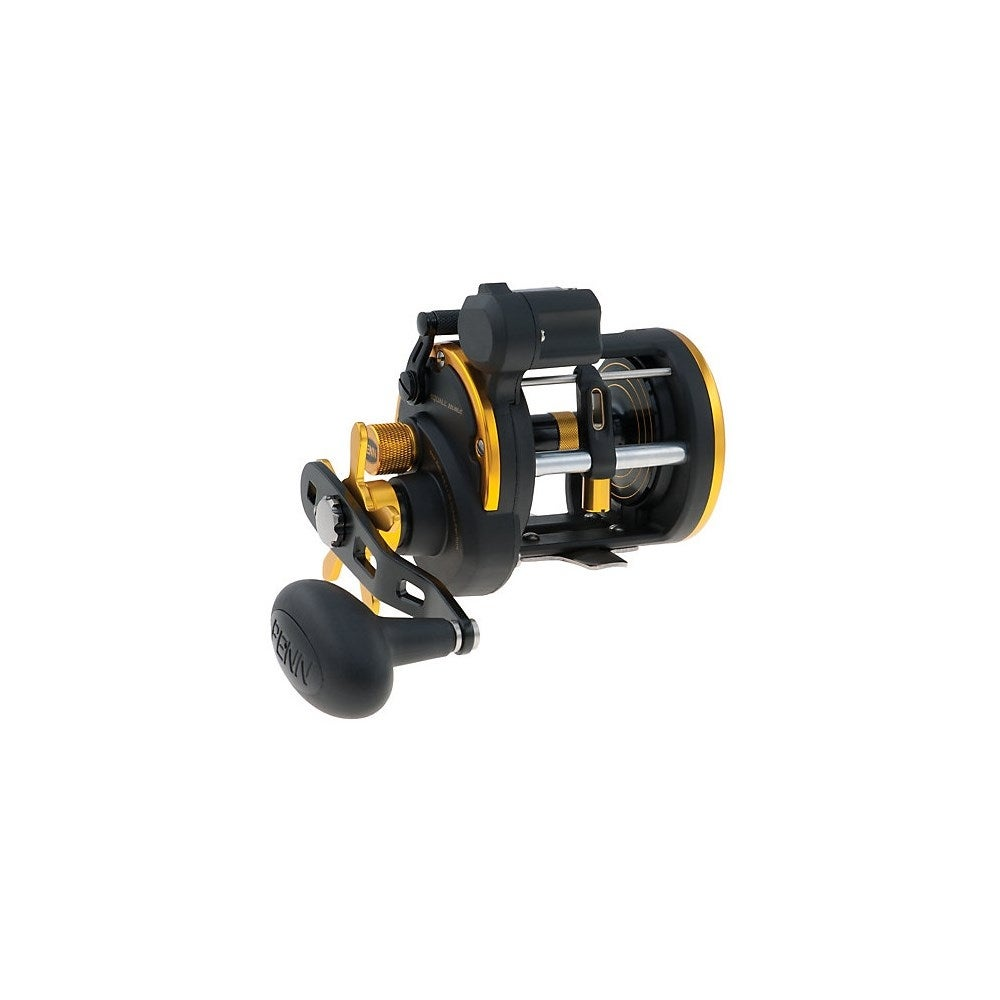New Penn Squall Level Wind Line Counter Reel 4.9:1 SQL20LWLC