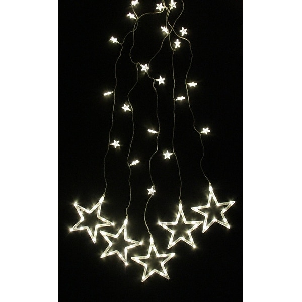 Christmas light silhouettes christmas lights card and decore for 17 clear lighted star christmas window silhouette decoration
