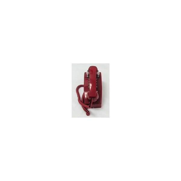 Cortelco ITT-2554-MD-RDM 255447-VBA-20MD Wall ValueLine RED
