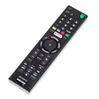 OEM Sony Remote Control Originally Shipped With XBR75X850C & XBR-75X850C