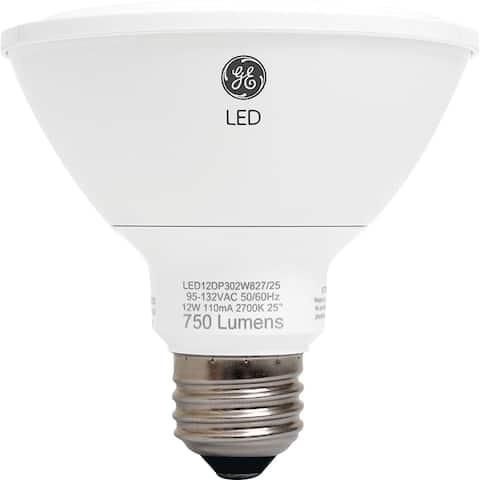 GE Lighting 89988 Energy-Smart LED 12-watt, 850-Lumen PAR30 Bulb with Medium Base