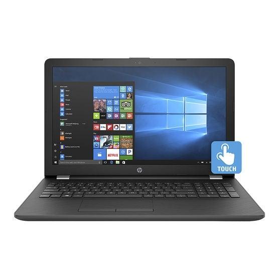 "Refurbished - HP 15-bw010ca 15.6"" Touch Laptop AMD A6-9220 2.50GHz 8GB RAM 1TB WIN10"