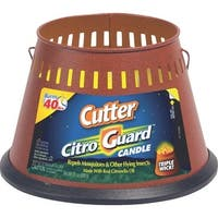 Cutter Citronella Candle