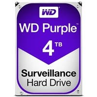 Western Digital Hard Drive WD40PURZ WD Purple AV 3.5 4TB 64MB SATA 6Gb/s Bulk