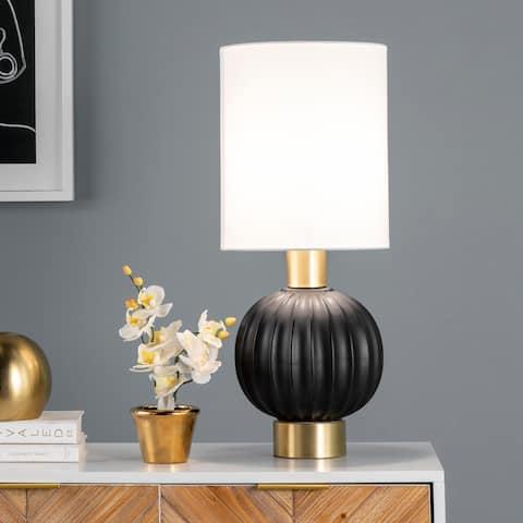 "nuLOOM Barret 25"" Ceramic Table Lamp"