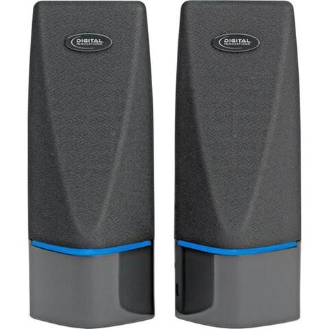 Digital Innovations AcoustiX 2.0 Stereo Speakers