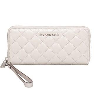 MICHAEL Michael Kors Jet Set Travel Continental Leather Wallet