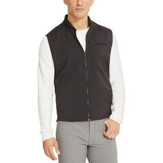 Kenneth Cole Reaction Mens Outerwear Vest Fall Lightweight - S