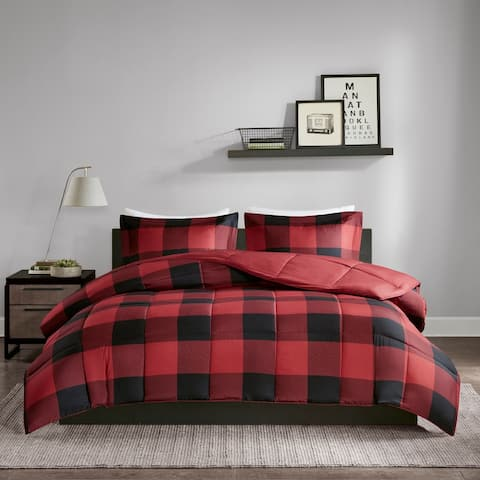 Madison Park Essentials Brooks 3M Scotchgard Down Alternative Light Weight Comforter