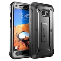 Galaxy S7 Active Case, SUPCASE, Unicorn Beetle Pro Series, Galaxy S7 Active,Built-in Screen Protector Case- Black/Black