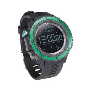 Pyle pswwm82gn pyle multifunction active sports watch-green - Green