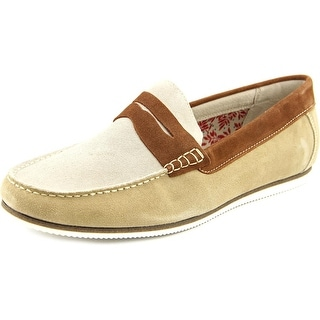 GBX Ransomm Moc Toe Suede Loafer