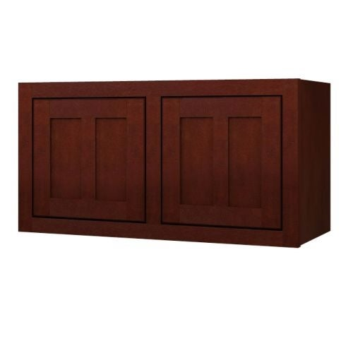 Sagehill Designs LDW3015 Lakewood 30  x 15  Double Door Kitchen Wall Cabinet - N  sc 1 st  Overstock.com : 15 x 30 cabinet doors - Cheerinfomania.Com
