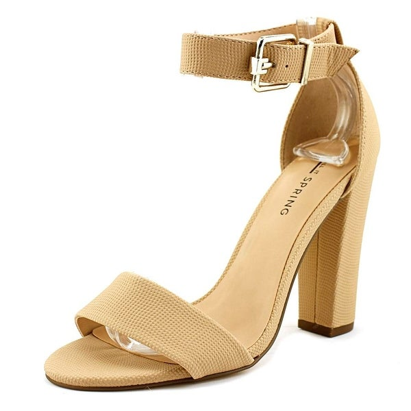 Call It Spring Arther Women Nude Sandals