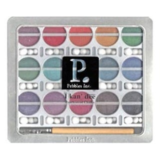 Pearlescent Jewel Tones - I Kan'dee Chalk Set