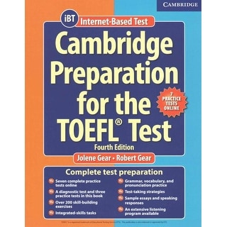 Fourth Edition Cambridge Preparation for the Test