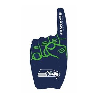 Seattle Seahawks NFL Team Logo Inflatable #1 Finger