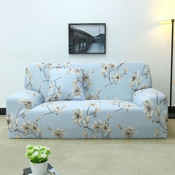 Shop Unique Bargains Polyester Stretch Sofa Slipcovers 74