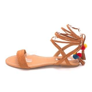 e91bc0ee914d4 Buy Flat Women s Sandals Online at Overstock