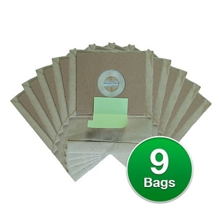 Replacement Vacuum Bag for Bissell Canister 4122 Vacuum Model (3-Pack)