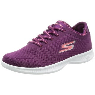Skechers Go Step Lite Dashing Womens Sneakers Purple/Pink 10