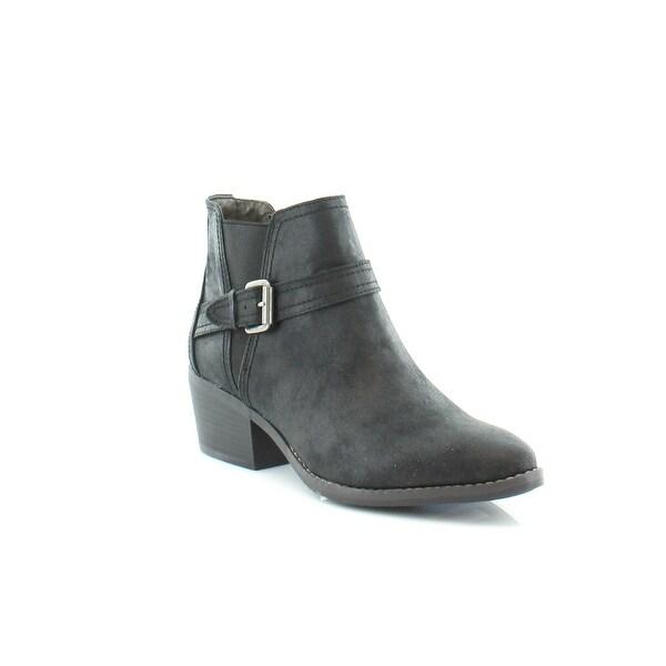 White Mountain Hadley Women's Boots Black