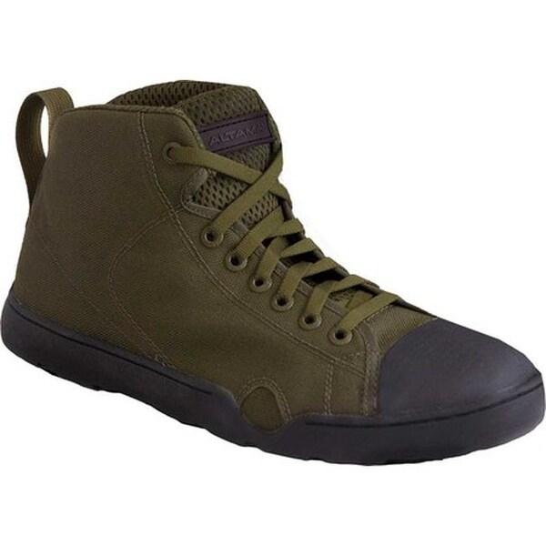 Shop Altama Footwear Men s OTB Maritime Assault Mid Boot Olive Drab Cordura  - Free Shipping Today - Overstock - 25724036 eddc44c30c85