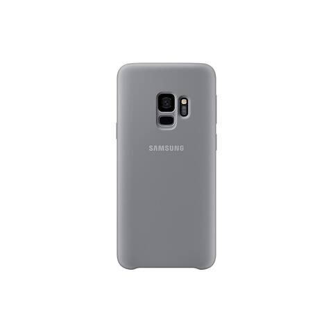 Samsung Galaxy S9 Plus Silicone Cover - Grey