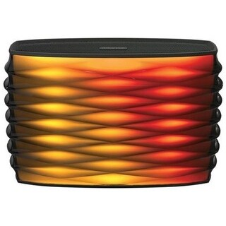 iHome IBT90 Color Changing Rechargeable Bluetooth Speaker - (Refurbished)