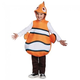 Disguise Disney Finding Dory Nemo Classic Costume for Kids - one color - One Size