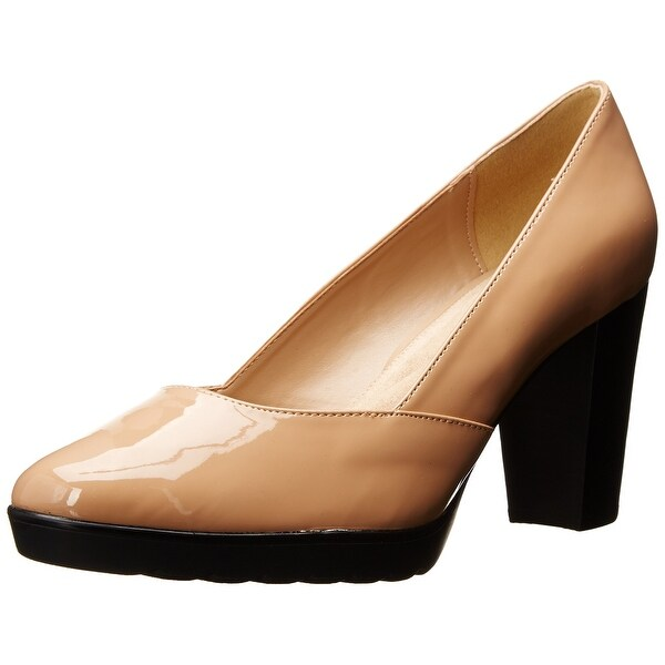 Bella Vita NEW Beige Women's Shoes Size 9N Zari II Platform Pump