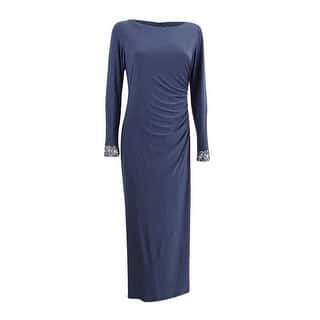 642ec85c14 Alex Evenings Womens Special Occasion Dress Rosette Tea Length. SALE ends  in 1 day. Quick View