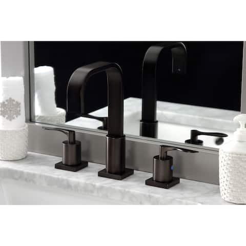 Serena 8 in. Widespread Bathroom Faucet