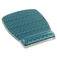 3M Fun Design Clear Gel Mouse Pad Wrist Rest