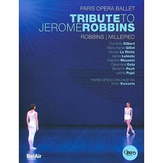 Tribute to Jerome Robbins - Blu-ray Disc