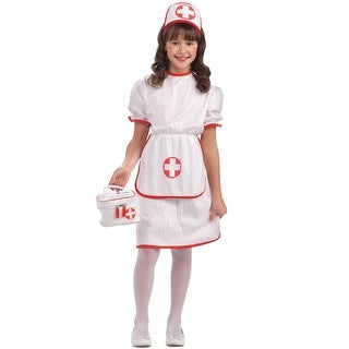 Forum Novelties Nurse Child Costume (S) - White - Small